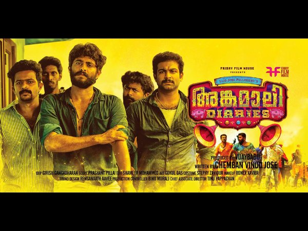 9. Angamaly Diaries