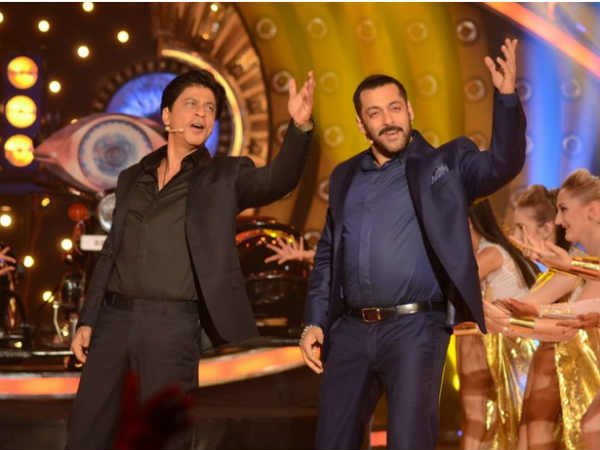 SRK's Token Of Appreciation For Salman