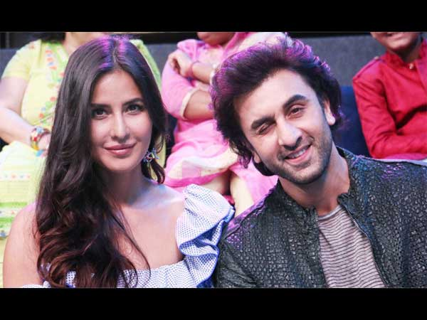 She Came To Meet Ranbir During Jagga Jasoos's Promotions