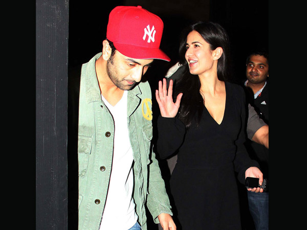 Ranbir Is Constantly On The Phone With This New Girl
