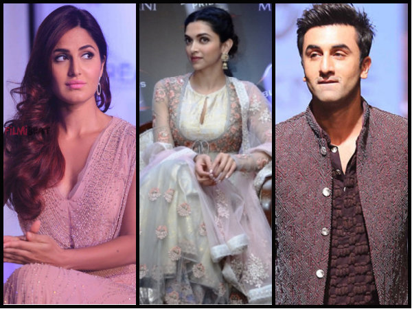 Like Deepika, Ranbir Will Also Stay In Touch With Katrina