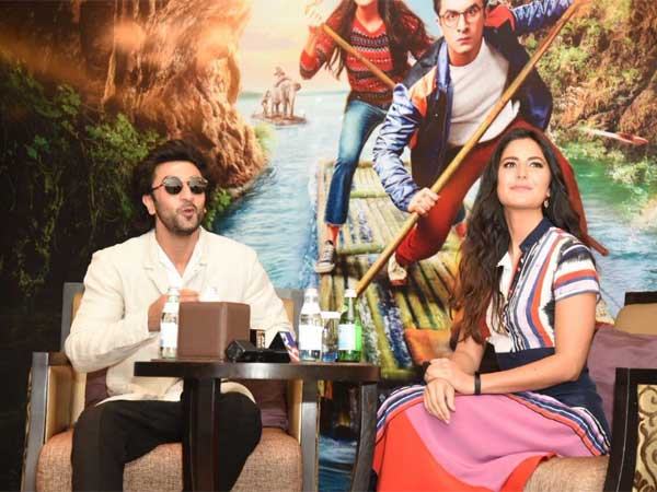 My Relation With Katrina Has Been Positive: Ranbir