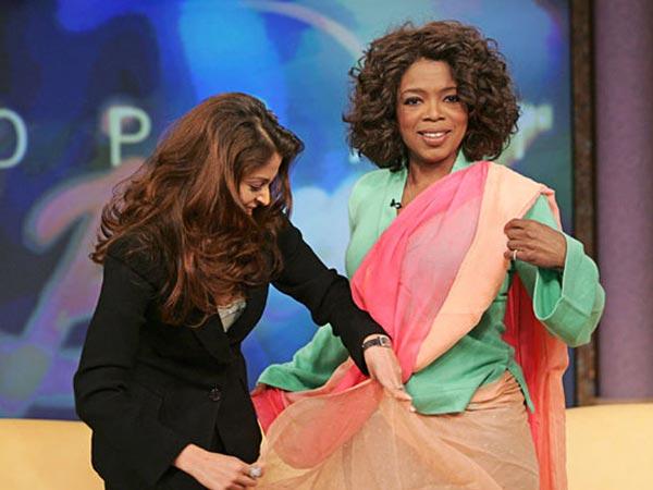 Image result for aishwarya rai Oprah Winfrey Show