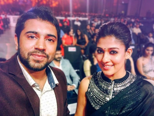 Love Action Drama : Nayanthara-Nivin Pauly to star in Aju Varghese