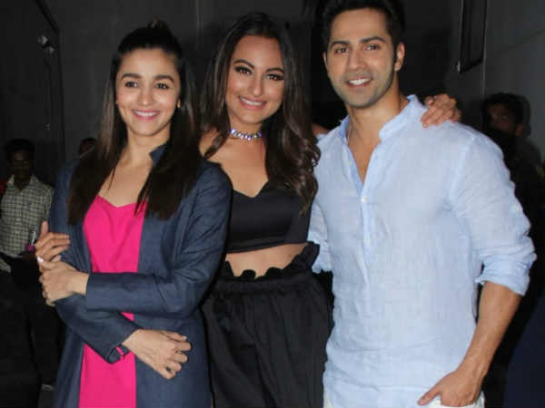 Alia, Sonakshi And Varun Also A Part Of It?
