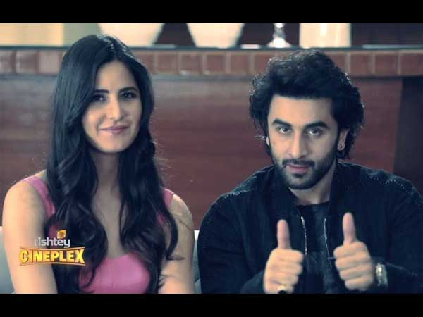 Katrina Gave Her 100% To Jagga Jasoos