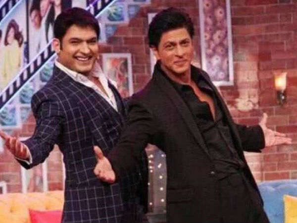 Kapil Clarifies That He DID NOT Ditch Shooting Of SRK's TKSS Episode For Firangi!