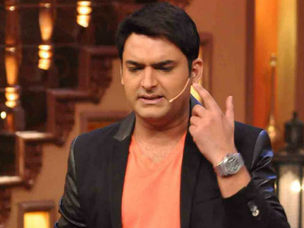 Kapil Says He Doesn't Care!