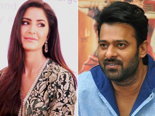 Katrina Kaif To Work In Saaho?