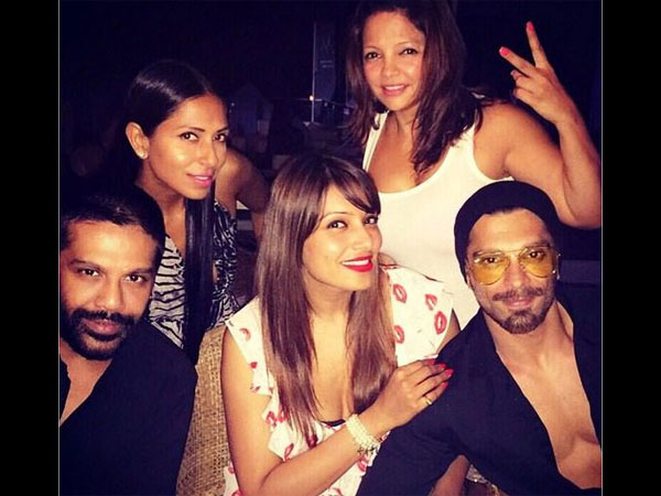 Bipasha Is Really Annoyed
