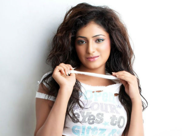 What Is Hariprriya's Role In The Movie?