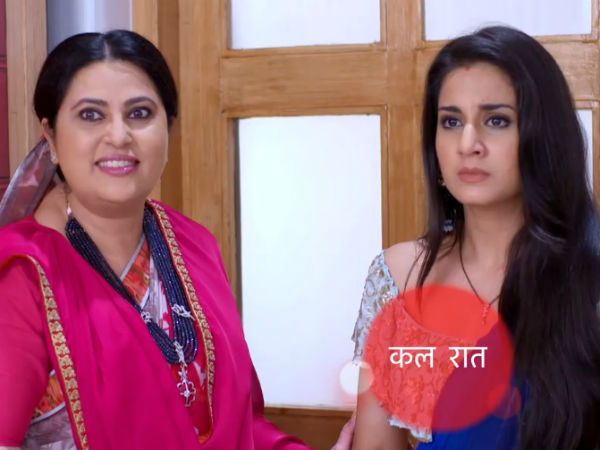 Bebe Misunderstands Avni Is Pregnant