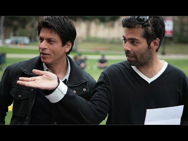 BITCHING Is A Part Of B'Wood! Shahrukh Khan & Karan MOCK Everyone At Their Parties: A Filmmaker