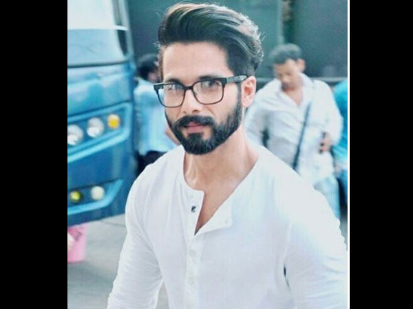 Shahid Kapoor's Strict Diet Plan