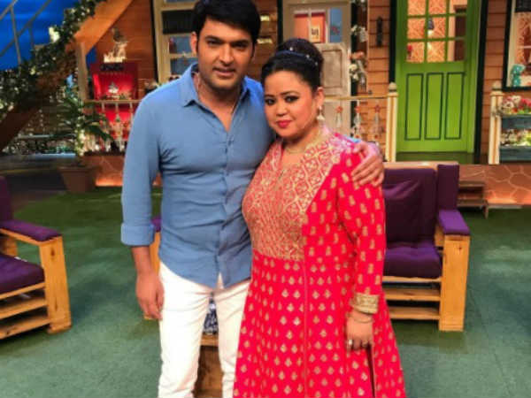 Why Bharti Joined TKSS?