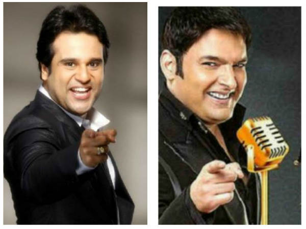 Krushna Wants A Healthy Competition