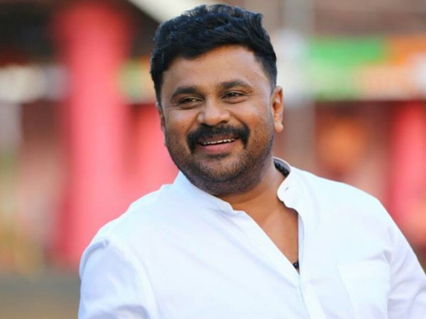 Dileep Too Agreed To Do The Film