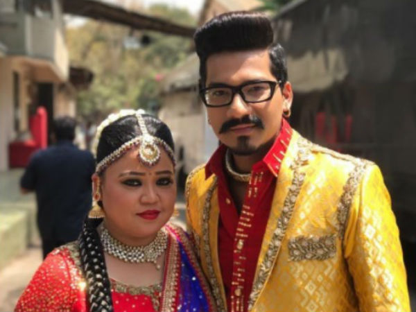 Bharti Singh & Amp Harsh Limbachiyaa Rsquo S Wedding Date Revealed