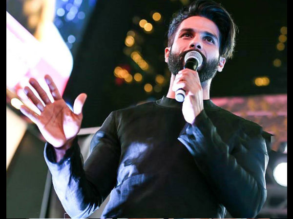 Shahid On Risky Roles