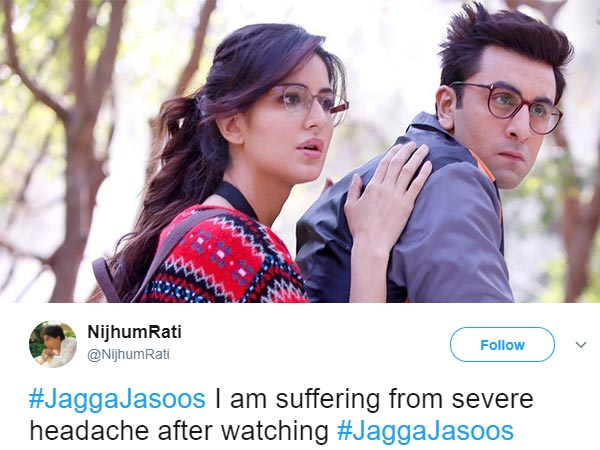 'Jagga Jasoos' collections: Numbers dwindle further