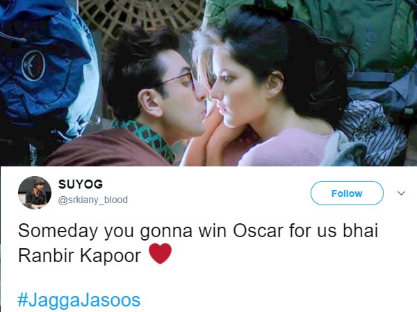 Ranbir Kapoor And Katrina Kaif's Jagga Jasoos First Monday Business!