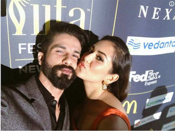 The Adorable Shahid & Mira