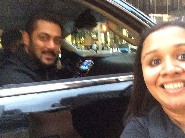 Salman Khan shoots a cameo in Sonakshi Sinha starrer Crazy Hai Hum