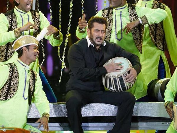 Salman Khan Steals The Show