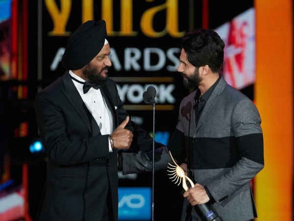 Shahid Kapoor Wins The Best Award For Udta Punjab