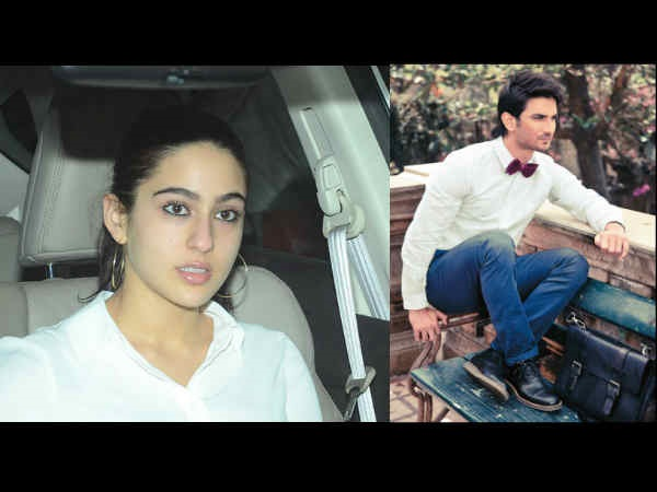 Sushant Singh Rajput And Sara Ali Khan- A Fresh Pair