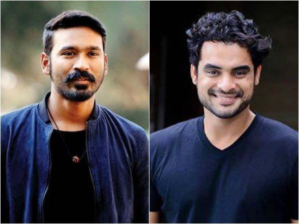 Tovino Thomas & Dhanush Once Again