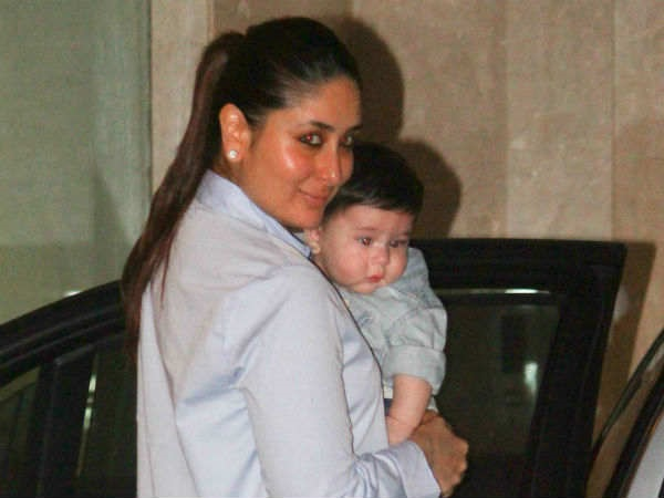 How Taimur Has Changed Her Life