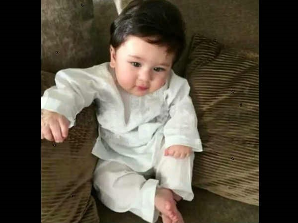 Taimur Is The Most Amazing And Cutest Child