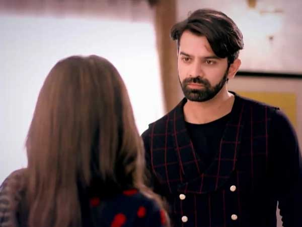 Barun Gets Rid Of His Beard
