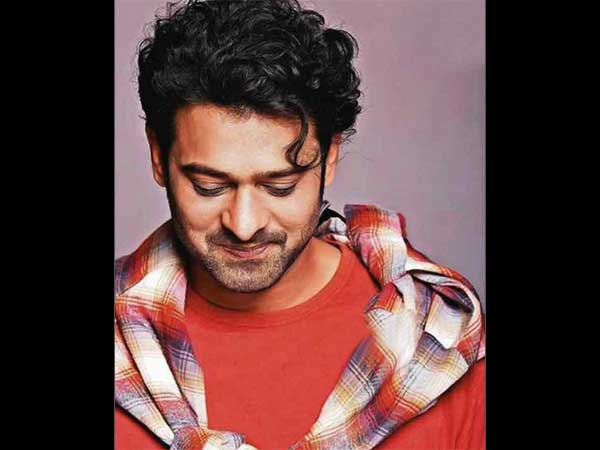 Prabhas' new Cool And Casual Avatar will leave you spellbound