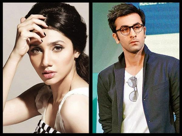 Ranbir Finds Mahira Beautiful