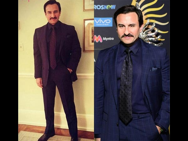 Soon Saif Started Feeling Left Out