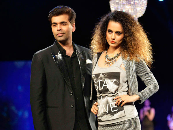 After Varun Now Karan Johar Regrets Chanting 'Nepotism Rocks'