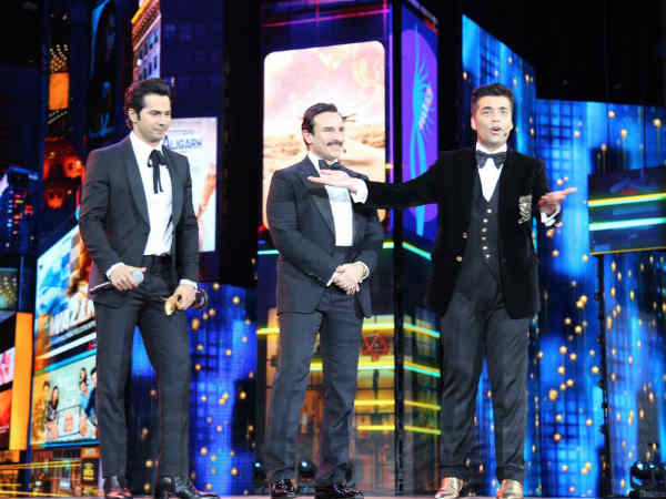 INSIDER REVEALS! What Made Saif Ali Khan Angry With Karan Johar & What Really Happened On IIFA Stage