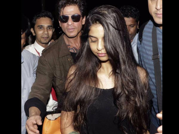 NIGHTMARE! When Suhana Khan Called Shahrukh Khan To RESCUE Her From This SCARY SITUATION