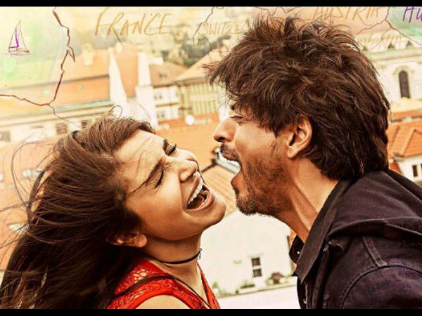 Anushka To SRK: I Never Liked You As An Actor