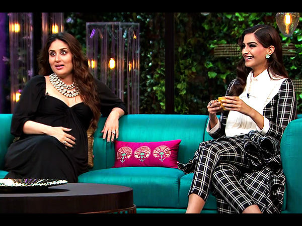 Recently, Kareena Had Pulled Sonam's Legs Over Her Fashionista Image