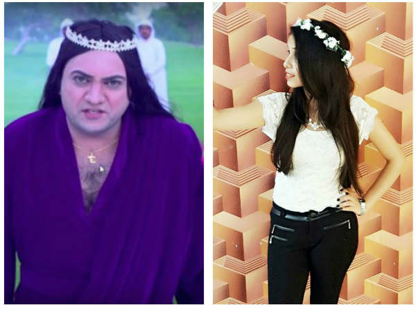 Pooja Compared To Tahir Shah