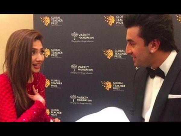 Ranbir Kapoor dating Mahira Khan