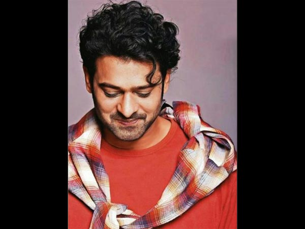 Prabhas' Shy Nature