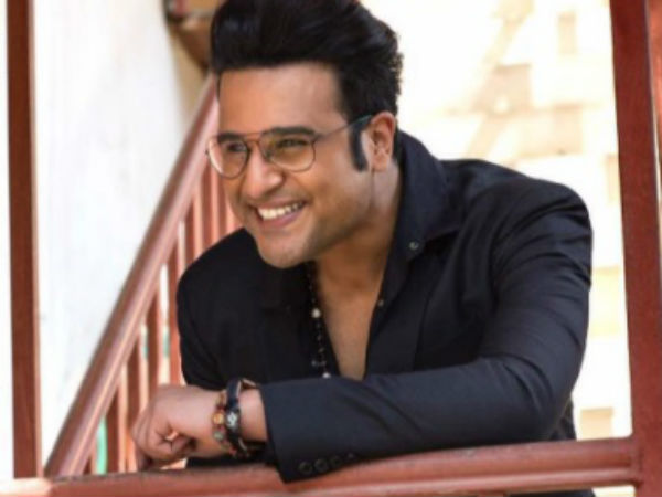 Krushna Takes A Dig At Kapil's Show!