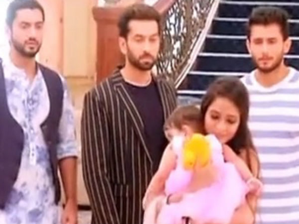 Why Did She Leave The Baby At The Oberoi Mansion?