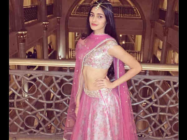 Ananya Pandey To Make Her Bollywood Debut With SOTY2