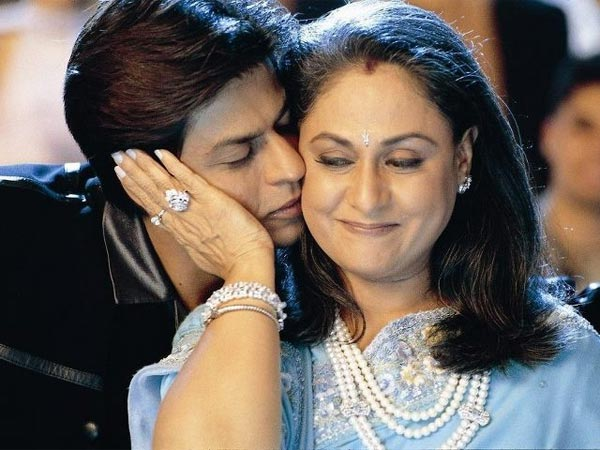 Jaya Is Fond Of Shahrukh