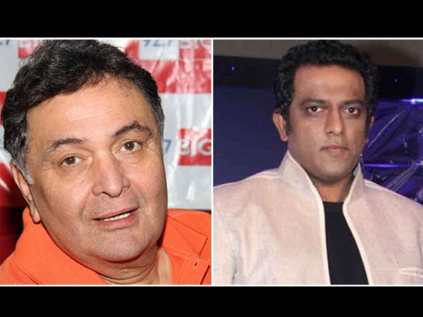 What Rishi Kapoor Said About Anurag